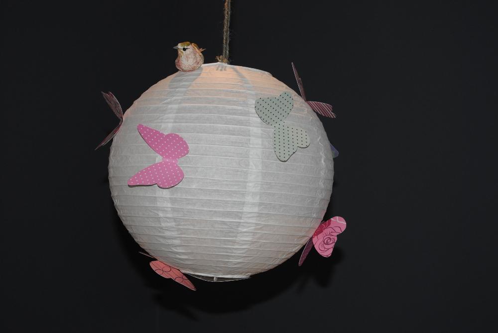 atelier je d core une boule japonaise petite citrouille. Black Bedroom Furniture Sets. Home Design Ideas