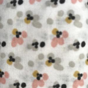 Tissu Fleurs